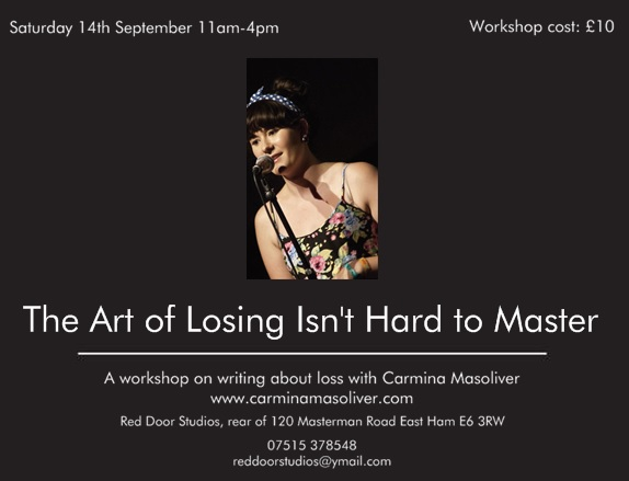 loss workshop flyer