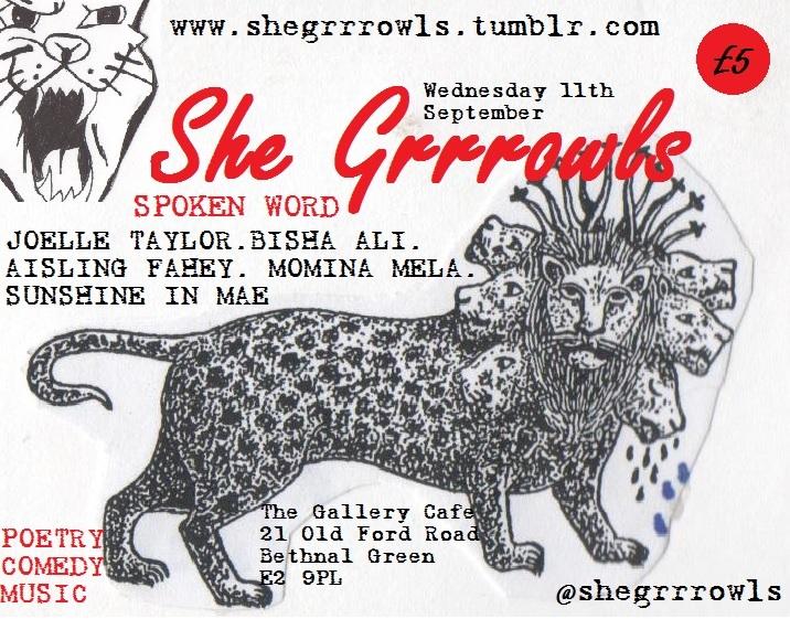 shegrrrowls flyer sept 2013
